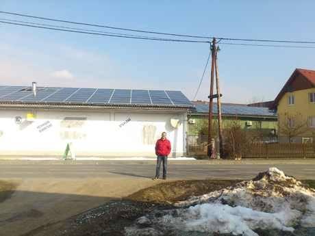 Errichtung von 50 KWp in Mettersdorf