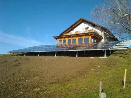 Fam. Morth, Deutschlandsberg 15KWp Dachanlage