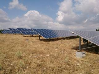 PV- Freianlage mit 150 KWp Leistung  in Griechenland