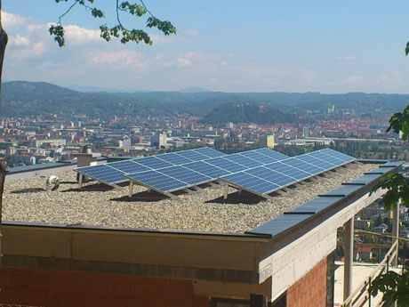 Photovoltaik Hasler in Graz mit 5 KWp1