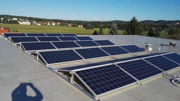 10 K roof system MC Office in Seiersberg - MC Capital